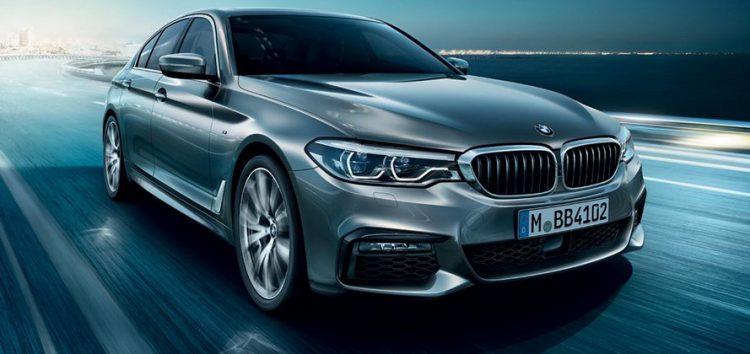 BMW ја претстави седмата генерација на серија 5