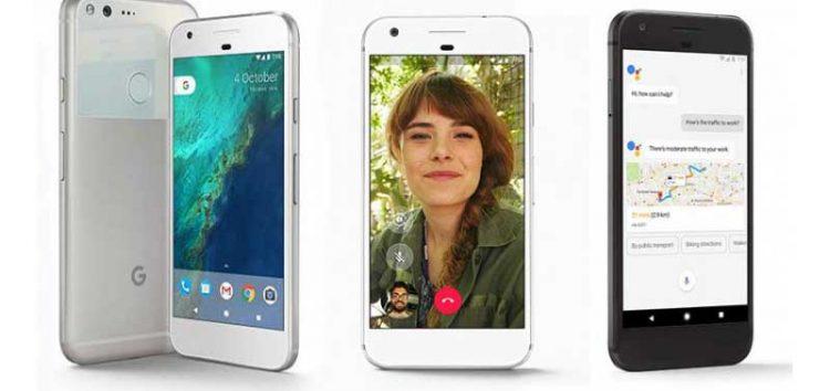 Google ја престави својата нова линија на телефони наречена Pixel