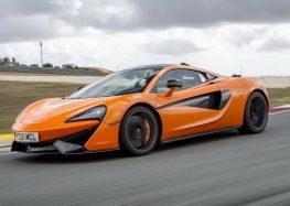 Новиот ѕвер од McLaren – Sports Series Coupé 540C