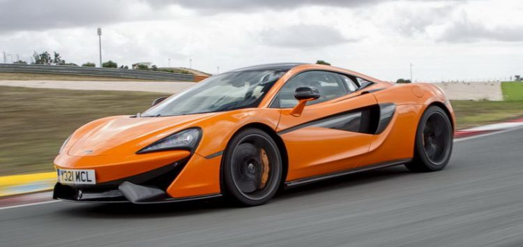 Новиот ѕвер од McLaren – Sports Series Coupé 540C