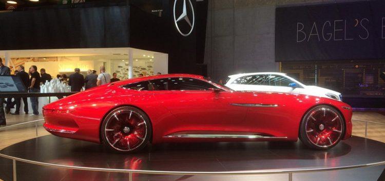 Визијата на Mercedes – Maybach 6