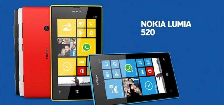 Се сеќавате ли на Nokia 520?