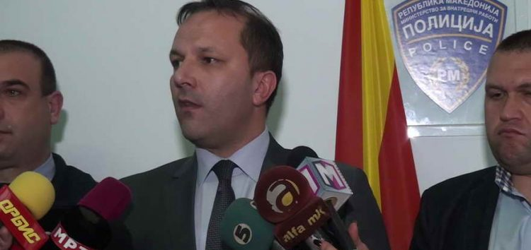 Оливер Спасовски: ВМРО-ДПМНЕ на граѓани им нуди поткуп за изборите