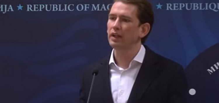 Курц: Конечните одлуки треба да ги донесат партиите, а ние нема да се мешаме