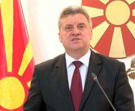 Претседателот Иванов и Груевски го честитаа Денот на независноста