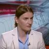 Брнабиќ му го достави предлогот за новата влада на српскиот парламент