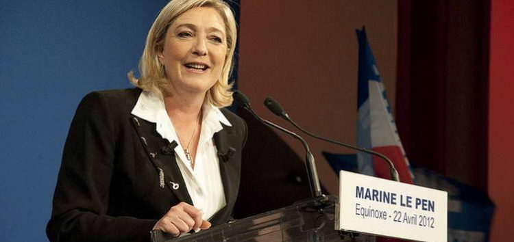 Марин Ле Пен под истрага за проневерување пет милиони евра од европски фондови