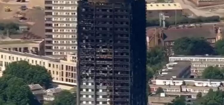 Повеќе од 60 згради во Велика Британија не ги задоволуваат противпожарните стандарди