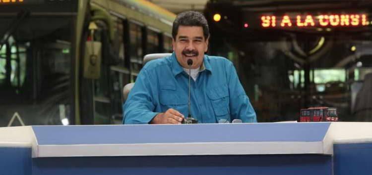 Полициски хеликоптер го гранатирал венецуелскиот Врховен суд