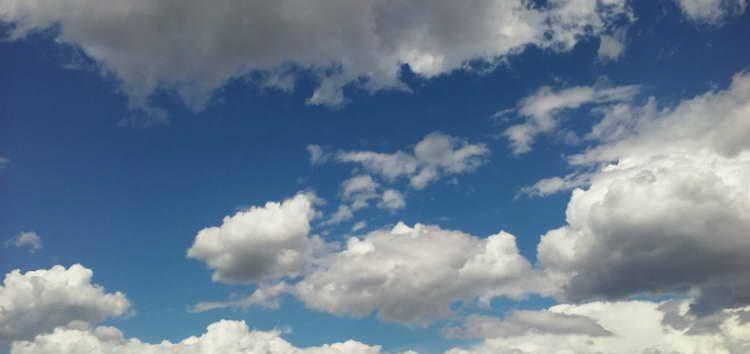 Уште денеска променливо време, утре сонце