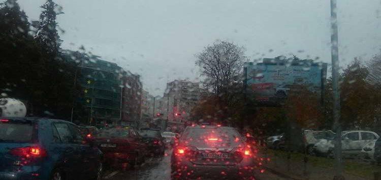 Oблачно време со локален пороен дожд и температура до 24 степени