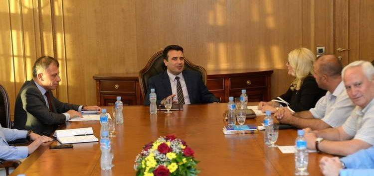 Заев ќе биде покровител на конференцијата на децата бегалци од Егејска Македонија