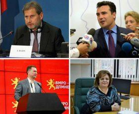 ИРИ: Пораст на рејтингот на СДСМ и на Заев, пад на Груевски и на ВМРО-ДПМНЕ