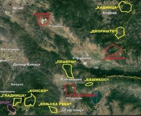 Неуспешен референдумот за рудниците во Ново Село