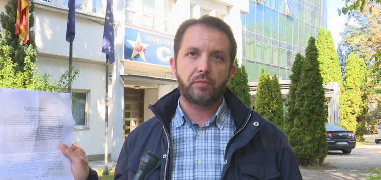 Спасовски: Осудениот насилник Мисајловски не може да биде градоначалник на Ѓорче Петров