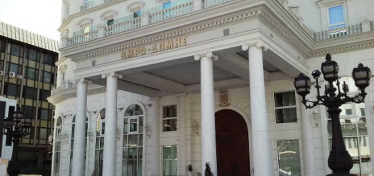 ВМРО-ДПМЕ: Судот има единствена шанса да одолее на притисоците
