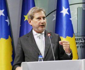 Хан: ЕУ мора да ја награди Македонија, во спротивно ризикува нестабилност