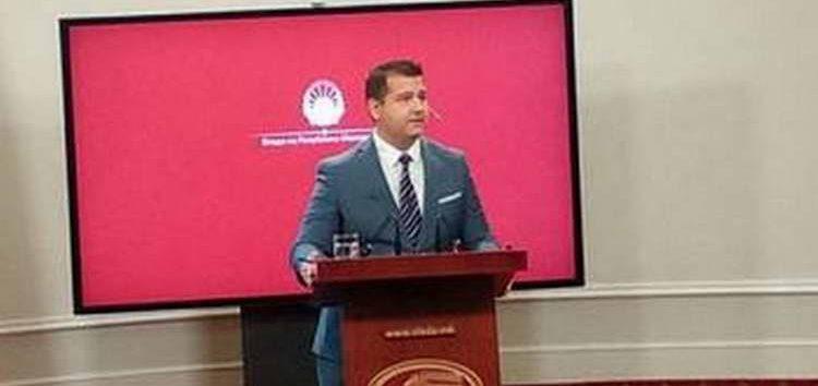 Бошњаковски: Во деновите до референдумот, Владата ќе ги штити граѓаните од лажни вести и дезинформации по социјалните мрежи