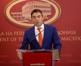 Димитров: За решение е потребно лидерство и одговорност од сите политички фактори