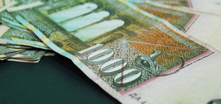Просечната нето-плата во јануари изнесувала 24.025 денари