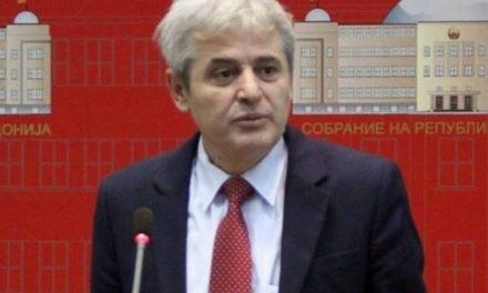 Ахмети: 2018 година е клучна за Македонија, да ги засукаме ракавите
