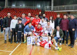 """Екипата на """"Марфил"""" е победник на турнирот во мал фудбал """"Свети Никола 2017"""""""