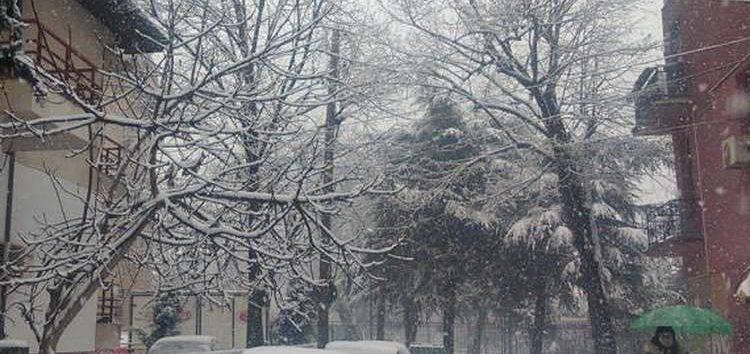Времето денеска со повремен снег