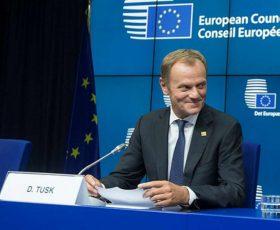 Туск: ЕУ е отворена за можноста Велика Британија и натаму да остане членка