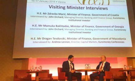 Тевдовски: Од 2019 година ќе почнеме со среднорочно буџетирање