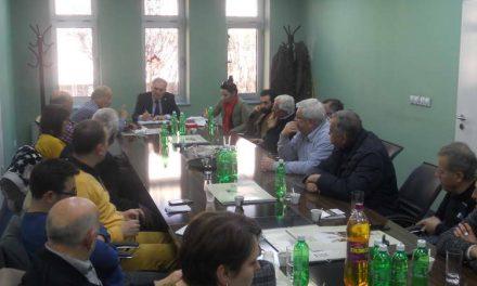 Градоначалникот Јованоски побара да ги чуе идеите на архитектите за поубав Прилеп