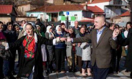 Мета: Македонското национално малцинство е богатство за Албанија