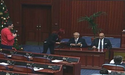 Собранието го донесе Законот за јазиците и ги изгласа Кадриу и Костадиновски за уставни судии