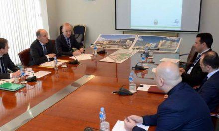 Заев: Изградбата на новиот клинички центар е еден од приоритетите за оваа година
