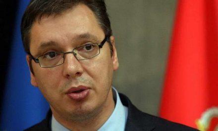 Вучиќ: Убиството на Ивановиќ е терористички акт, бараме учество во истрагата