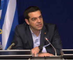 Ципрас: Во тешките преговори за името се наѕира перспективата за решение