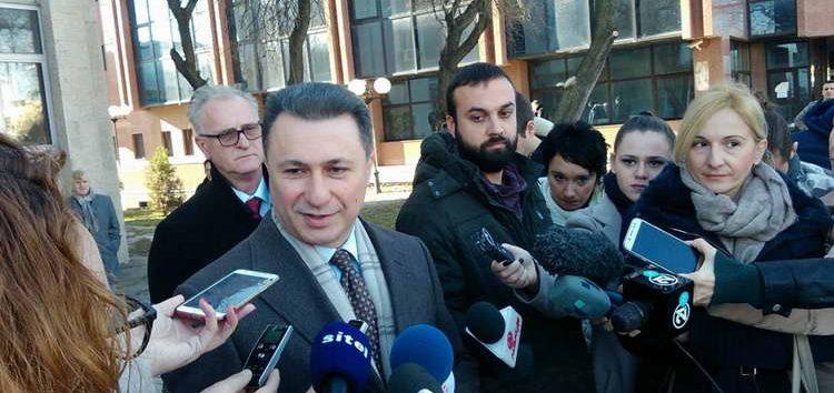 """Кацарска ќе им суди на Груевски и на Јанкулоска за """"мерцедесот"""" од 600 илјади евра"""