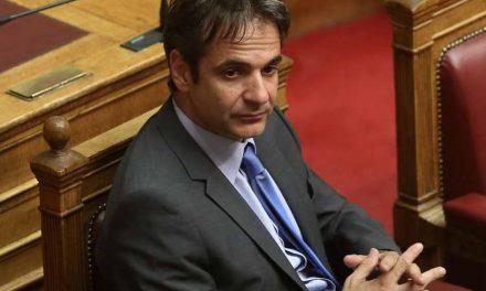 Мицотакис: Прво ќе барав промена на македонскиот Устав, а потоа ќе преговарав