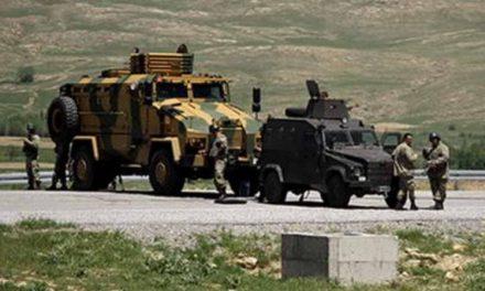 Турција почна со гранатирање на курдската енклава Африн во Сирија