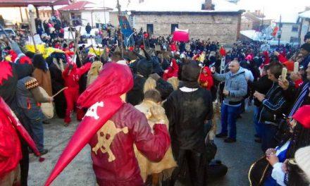 Вечерва е Стара нова година, во Вевчани почнува Вевчанскиот карневал