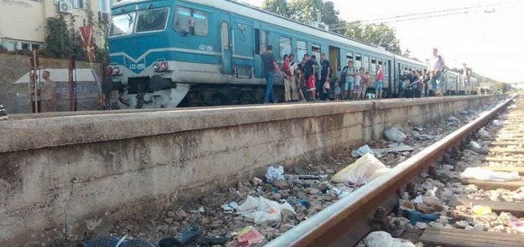Во викендите повторно експресен воз Гевгелија-Солун