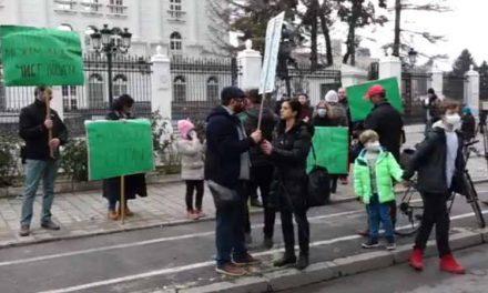 Протест пред Влада утре поради загадениот воздух