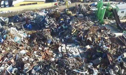 Инспекторатот со дрон го снимал и следел дивото фрлање и палење отпад