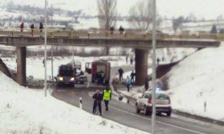 Во тешка сообраќајка попладнево загина 38 годишен прилепчанец