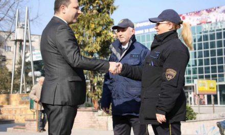 Спасовски ги промовираше позорникарите во Куманово, а ги најави и во Битола и во Штип