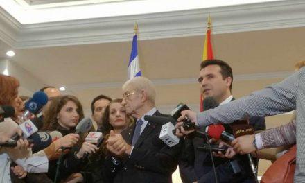 Бутарис: Туристите мислат дека слетуваат во Скопје, а не во Солун