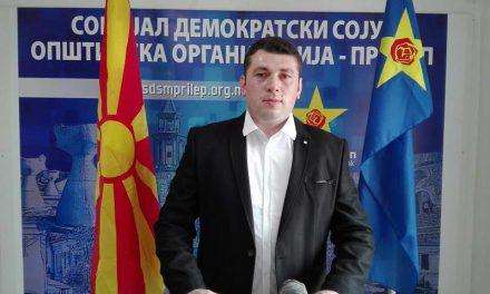 СДСМ Прилеп: Претходниот директор на Комуналец, Златко Ристески направил страшни злоупотреби, дубиози и штети