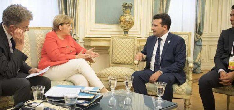 Меркел: задача на Собранието е да го спроведе договорот со Грција