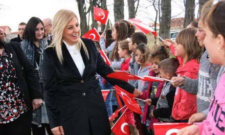 Со пари од турската агенција ТИКА, ќе се гради спортска сала во Канатларци