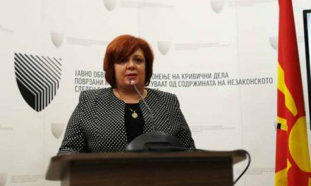 Jанева: Во ВМРО-ДПМНЕ комотно разговарале телефонски кога се прислушувало