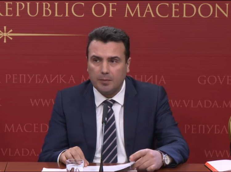 Заев: Постои можност СДСМ да побара Уставен да реши за потписот на Иванов за законот